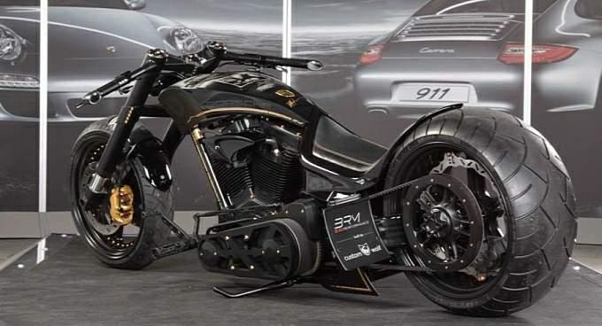 موتور-سیکلت-پورشه
