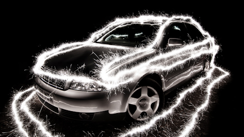 کدر-شدن-چراغ-خودرو